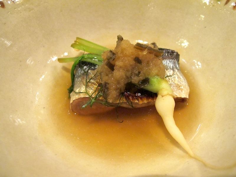 pacific saucy, Esaki, chef Shintaro Esaki, Aoyama, Tokyo