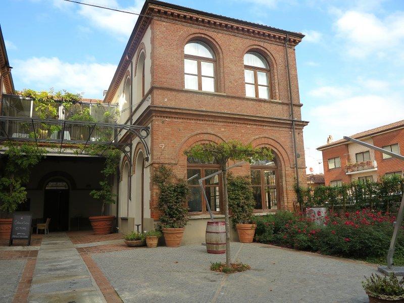 All'Enoteca, Davide Palluda, Canale, Cuneo
