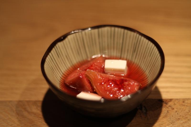 fichi con zuppa, Pakta, chef Albert Adrià, Barcellona