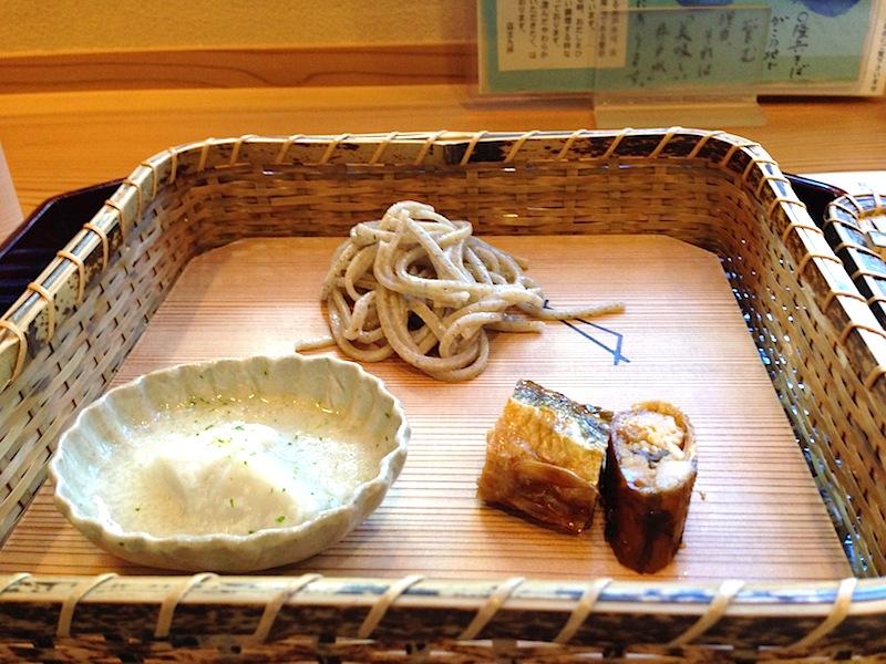 Soba Ryuheisoba, Kyoto, Giappone