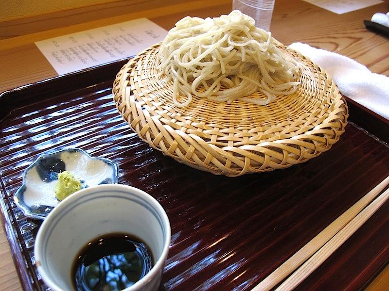 soba, Soba Ryuheisoba, Kyoto, Giappone