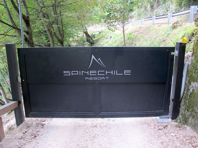 Spinechile Resort, Chef Corrado Fasolato, Schio