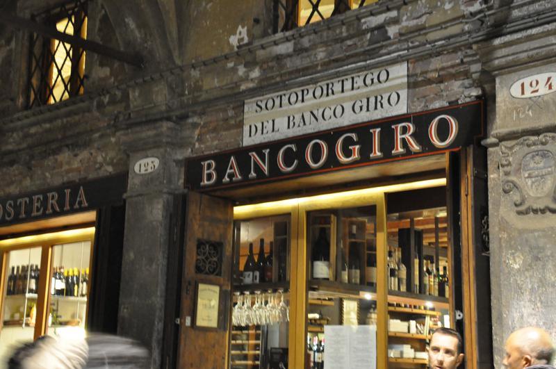 Osteria Bancogiro, bacari, Venezia