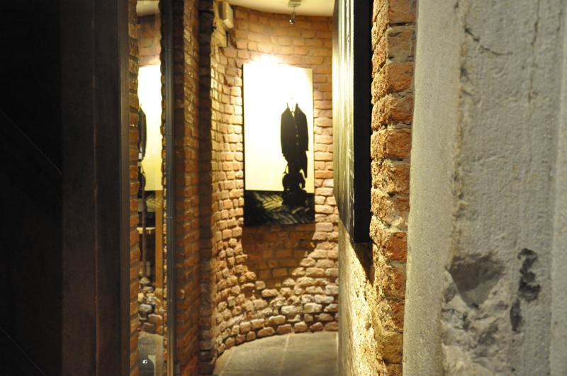 interni, Osteria Bancogiro, bacari, Venezia