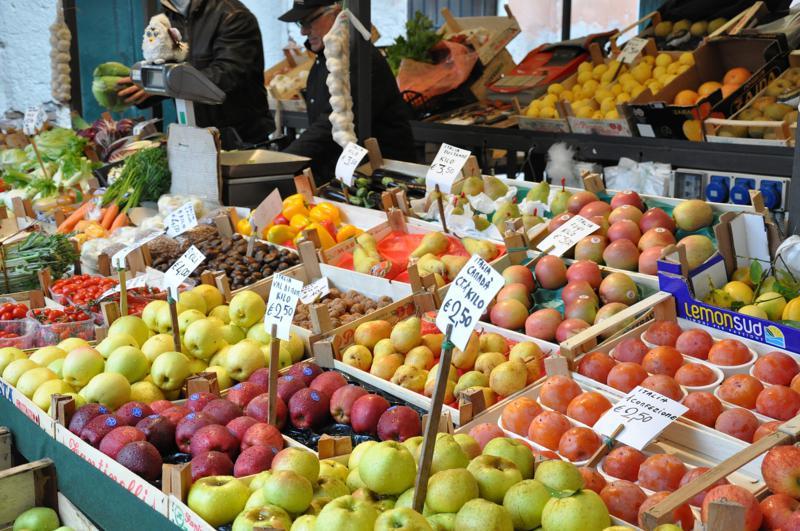 mercato, venezia, Ai Promessi Sposi, Bacari, Venezia