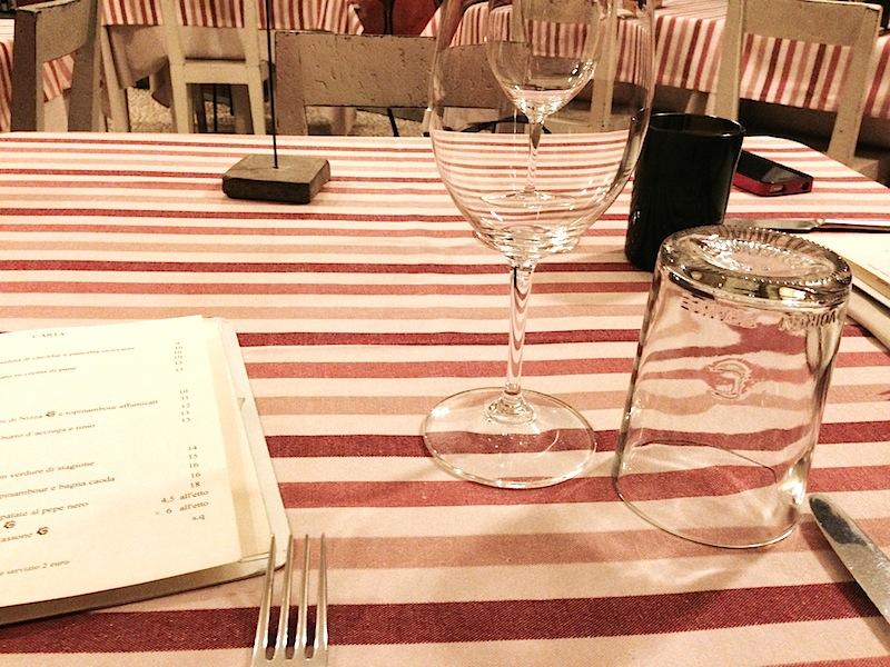 tavola, Ristorante Consorzio, Torino