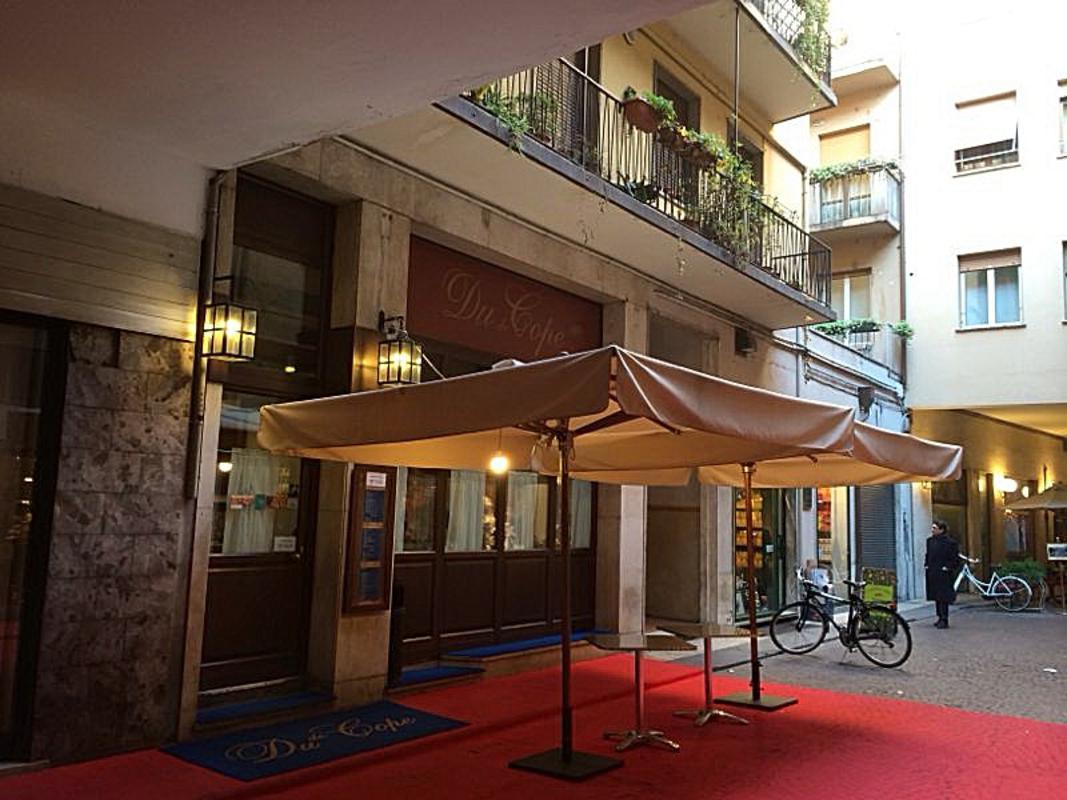 Pizzeria Du de Cope, Perbellini, Verona