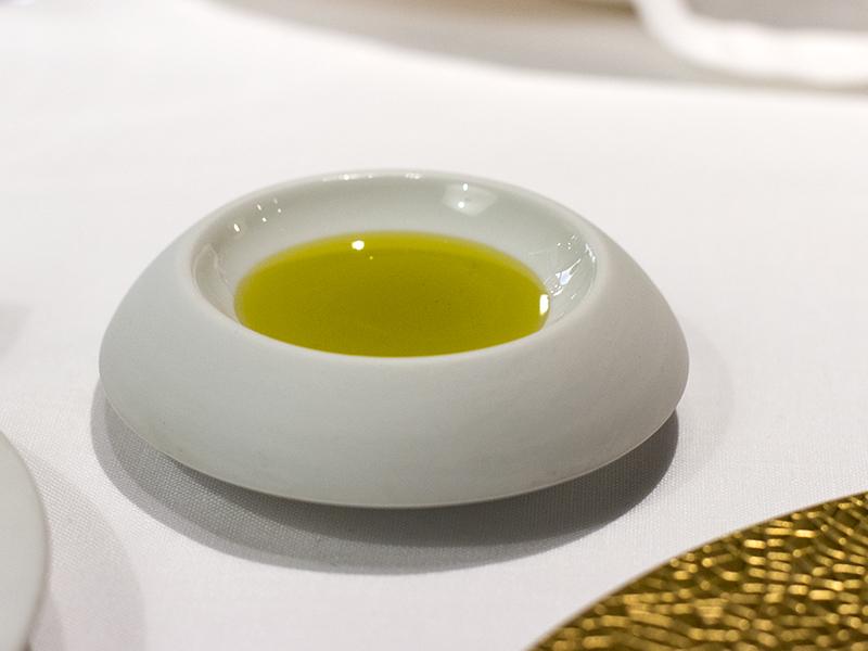 olio, Osteria Francescana, Chef Massimo Bottura, Modena