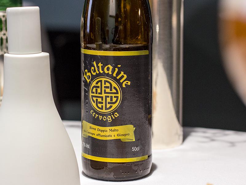 birra al ginepro, Osteria Francescana, Chef Massimo Bottura, Modena