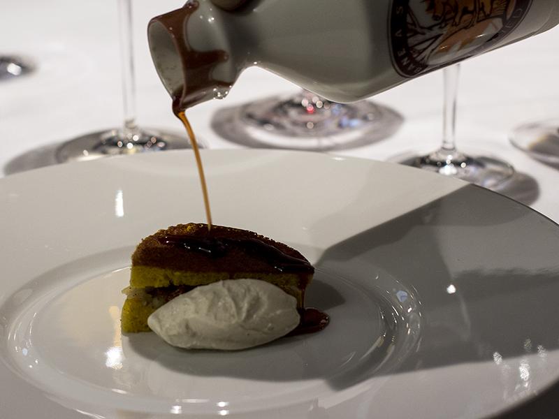 maple syrup, Osteria Francescana, Chef Massimo Bottura, Modena