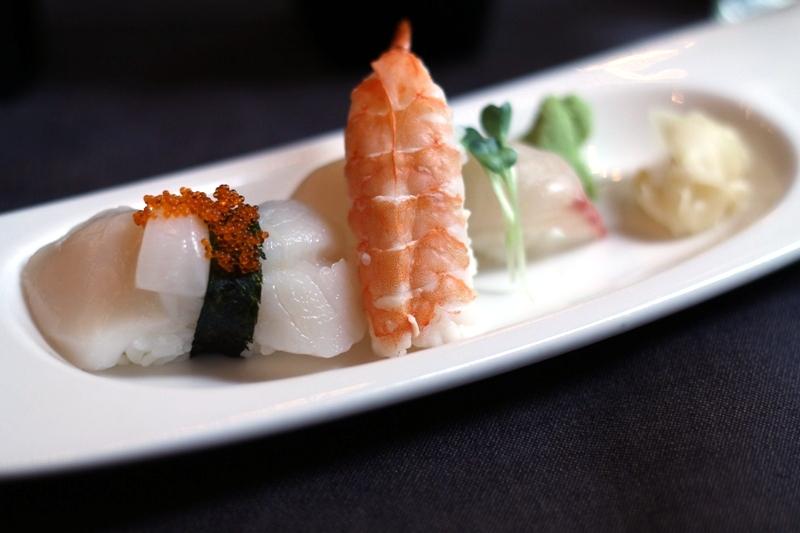 nigiri, Iyo, chef Haruo Ichikawa, Milano