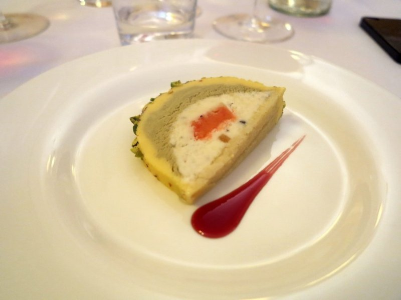 cassata, dolce, La Madia, chef Pino Cuttaia, Licata, Sicilia