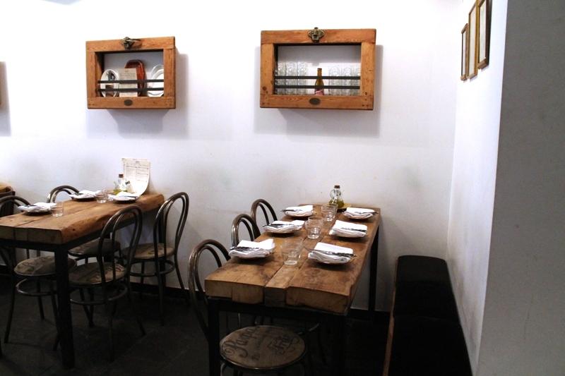 tavoli, Suculent, Chef Antonio Romero, Barcelona
