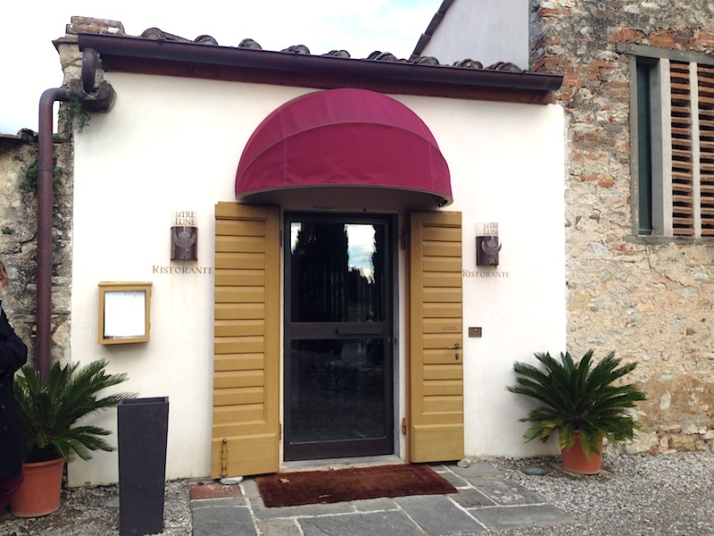 Le Tre Lune, Chef Lorenzini, Verni, Calenzano, Firenze