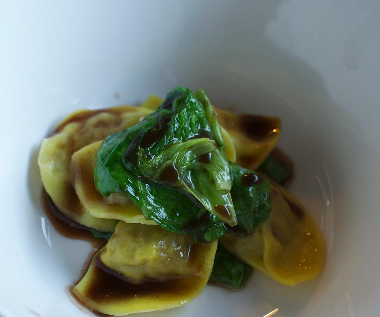 ravioli, Trattoria del Nuovo Macello, Chef Traversone,Tronconi, Milano
