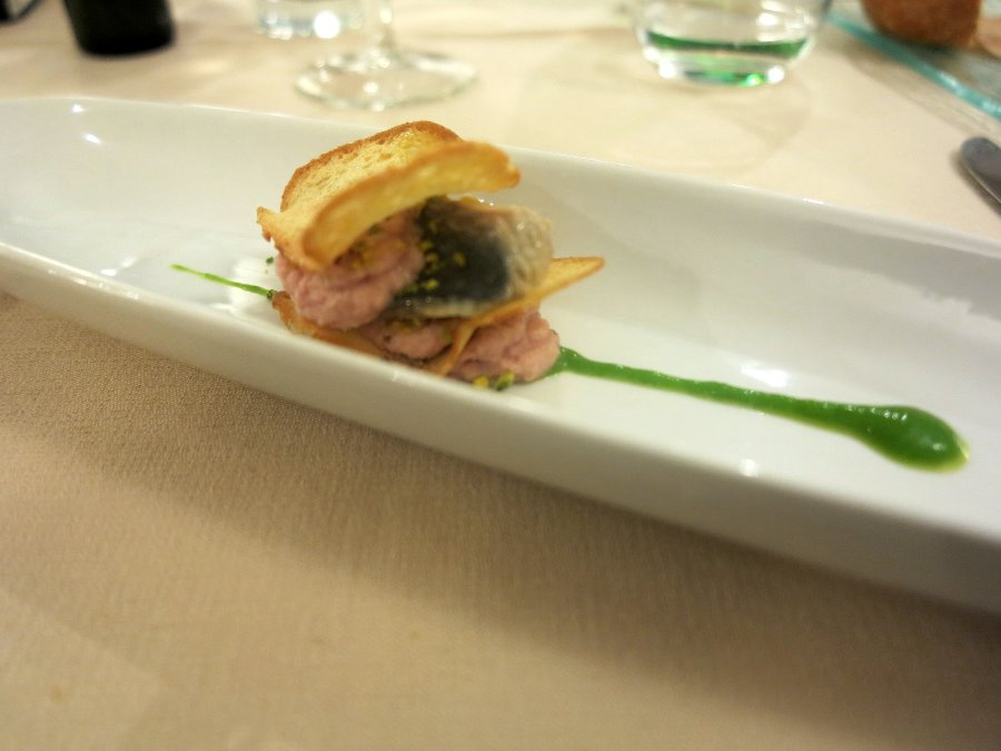 sgombro, Tocco, Chef Dario Di Liberto, Ragusa, Sicilia
