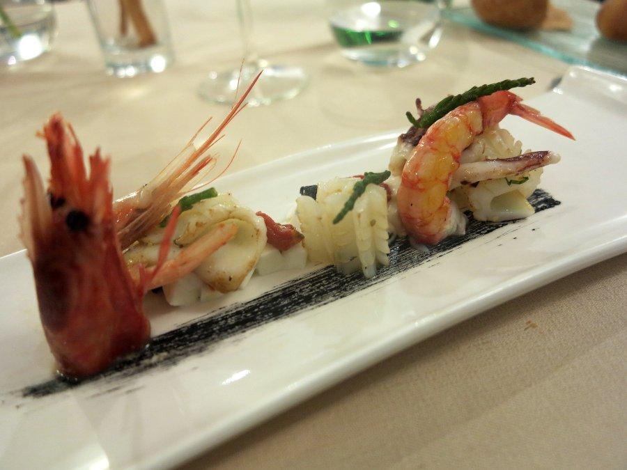 Antipasti, Tocco, Chef Dario Di Liberto, Ragusa, Sicilia