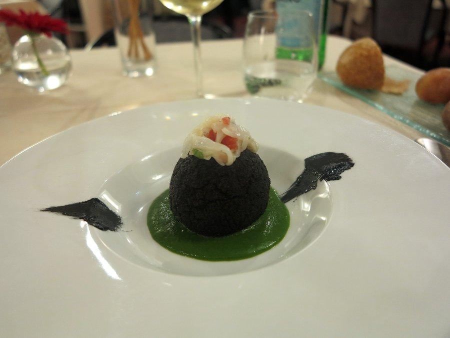 Arancino, Tocco, Chef Dario Di Liberto, Ragusa, Sicilia