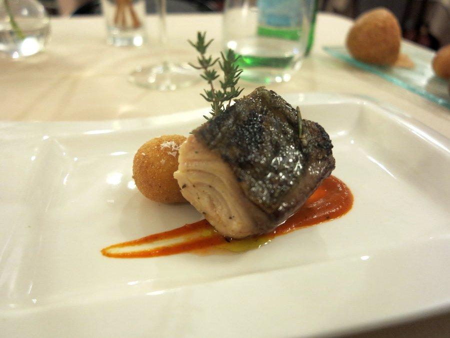 Ricciola, Tocco, Chef Dario Di Liberto, Ragusa, Sicilia
