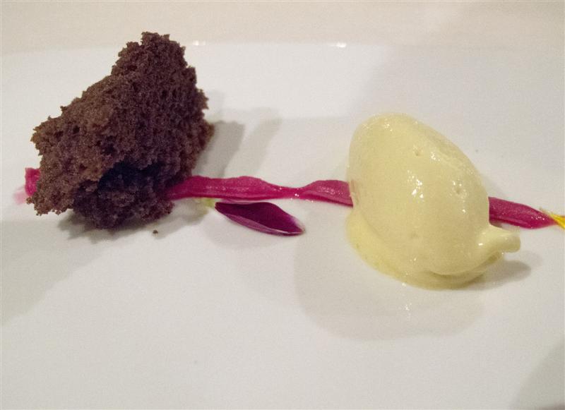Pre Dessert, Villa D'Amelia, Chef Damiano Nigro, Benevello, Cuneo