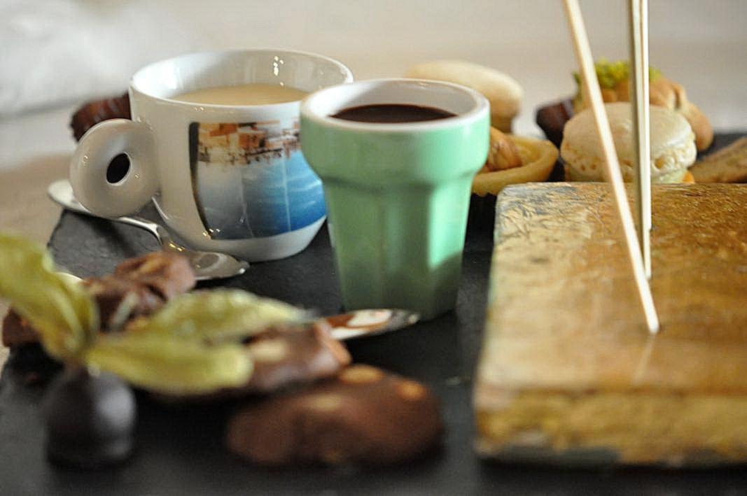 piccola pasticceria, Dolada, Chef Riccardo De Prà, Plois, Belluno