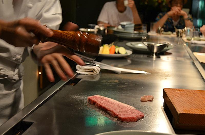Wakkoqu, chef Kensuke Sakata, Kobe, Japan