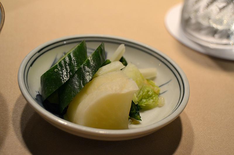 sottaceti, Wakkoqu, chef Kensuke Sakata, Kobe, Japan