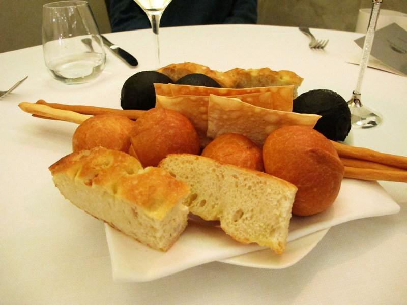 pane, L'Arcade, Chef Nikita Sergeev, Porto San Giorgio, Fermo