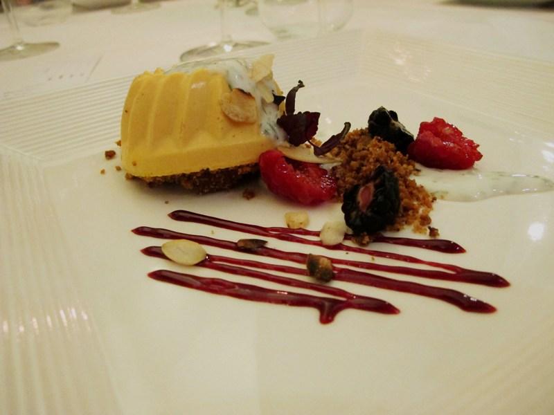 dessert, sapori di terra, L'Arcade, Chef Nikita Sergeev, Porto San Giorgio, Fermo