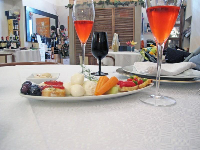 spritz, Bacco, chef Angela Campana, Bari