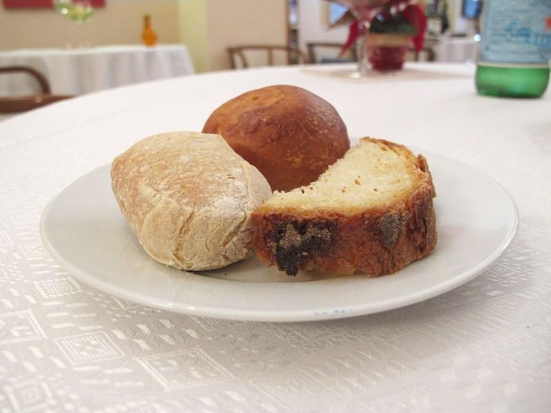 pane, Bacco, chef Angela Campana, Bari