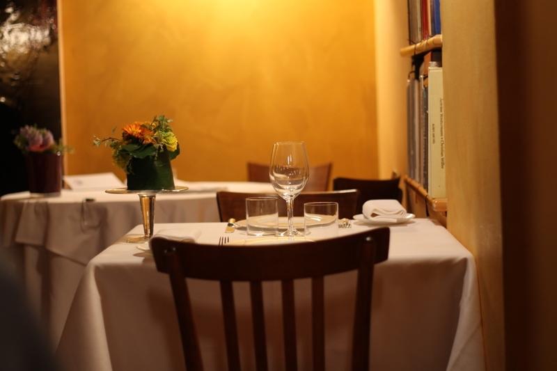 tavolo, Osteria della Brughiera, Chef Benigni, Villa D'Almé, Bergamo