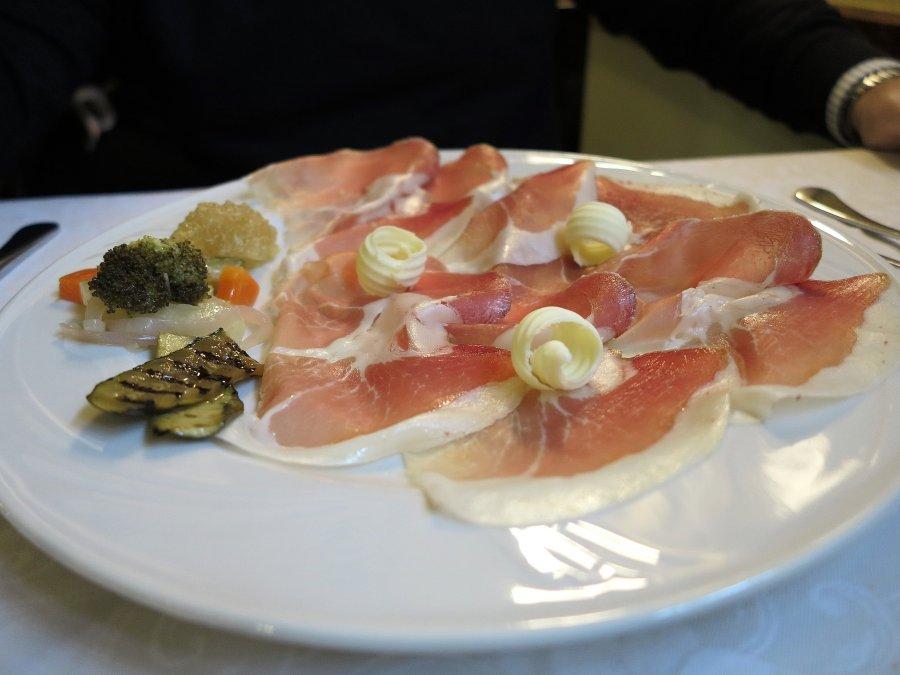 culatello, Caffè La Crepa, Isola Dovarese, Cremona