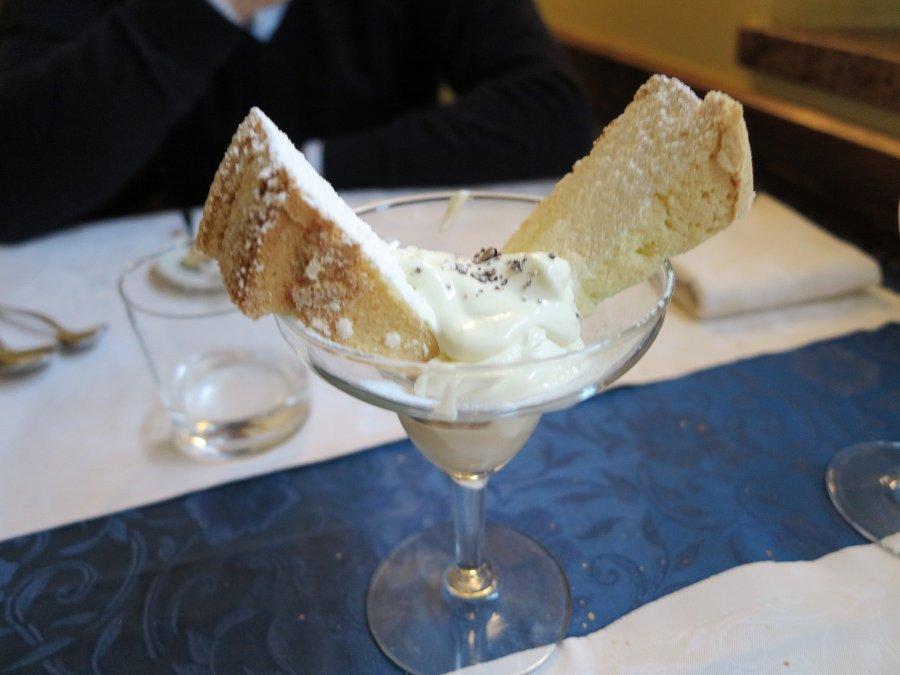 sabbiosa e mascarpone, Caffè La Crepa, Isola Dovarese, Cremona