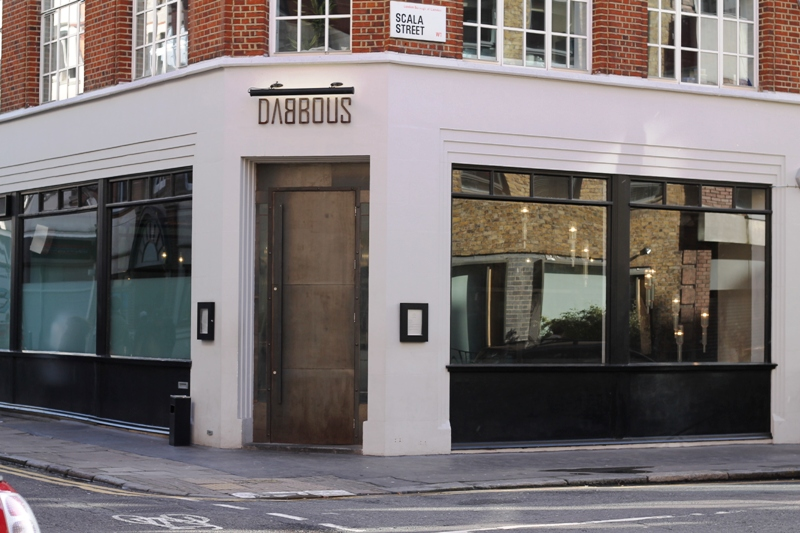 Dabbous, Chef Ollie Dabbous, London