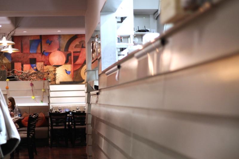 saletta principale, Lima, Chef Robert Ortiz, Virgilio Martinez, London