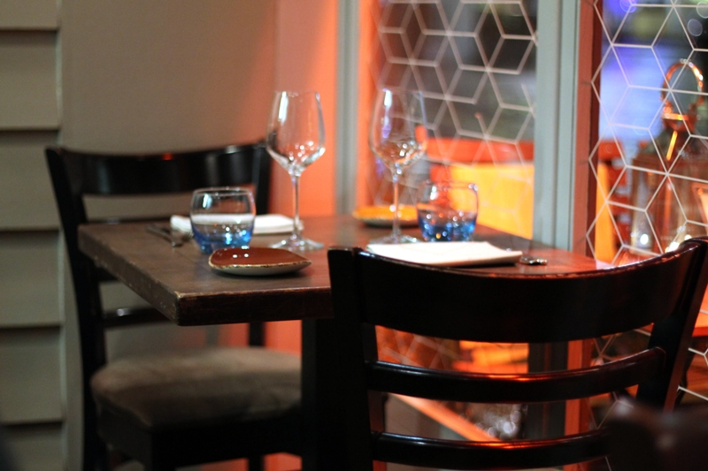 spartanin tavolini, Lima, Chef Robert Ortiz, Virgilio Martinez, London