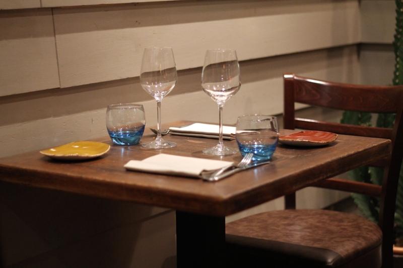 tavolini, Lima, Chef Robert Ortiz, Virgilio Martinez, London