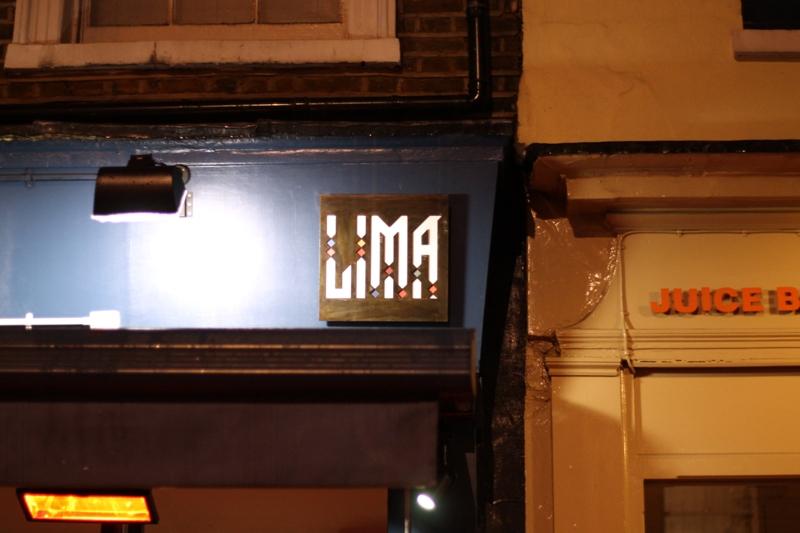 Lima, Chef Robert Ortiz, Virgilio Martinez, London