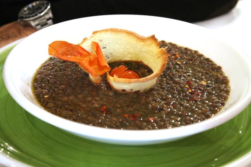 zuppa di lenticchie, Trattoria Mc Turiddu, Catania, Sicilia