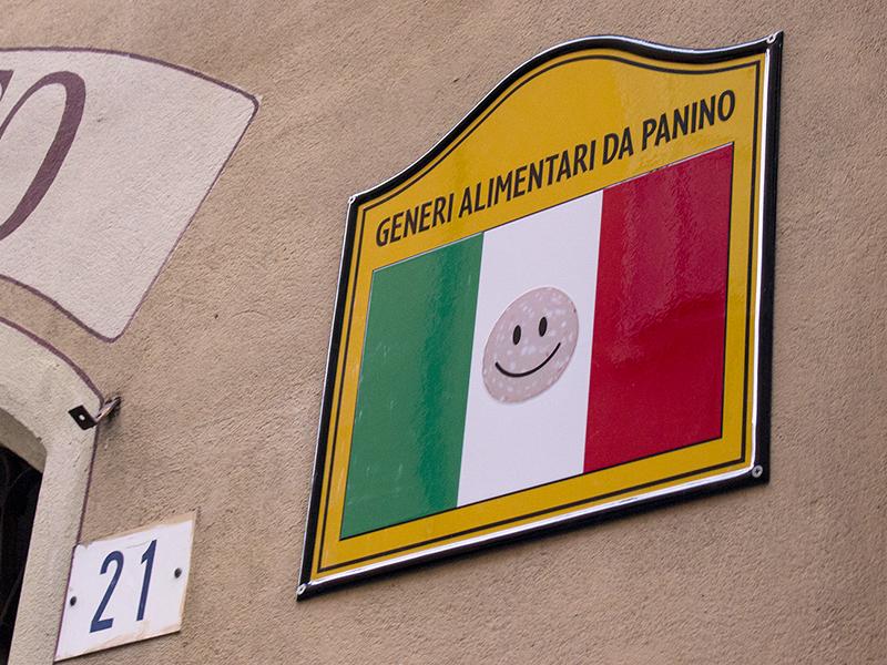 Da Panino, Giuseppe Palmieri, Modena
