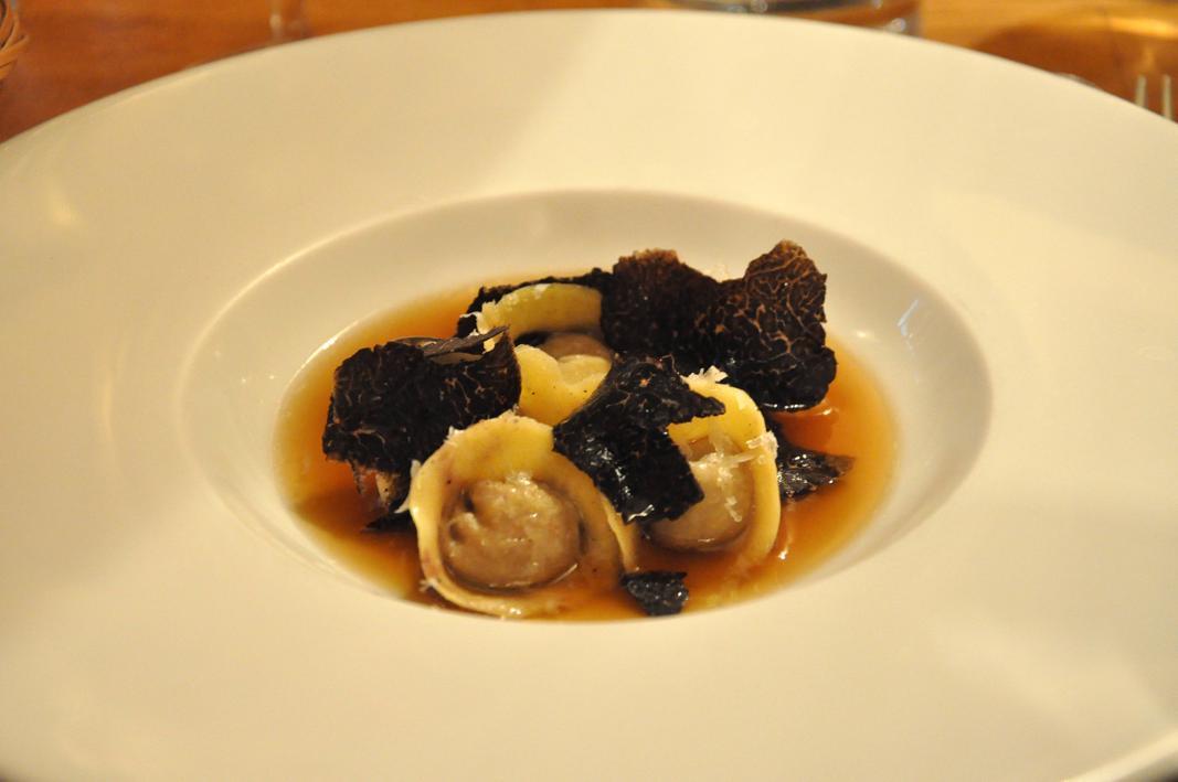 tortellini, Rino, Chef Giovanni Passerini, Parigi