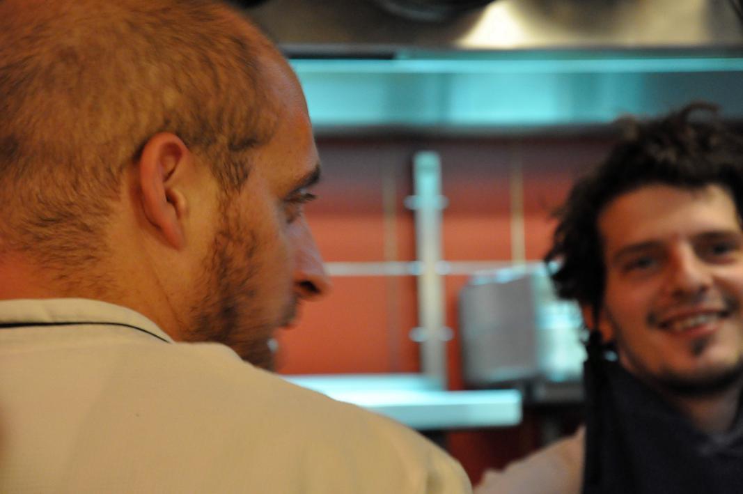 Rino, Chef Giovanni Passerini, Parigi