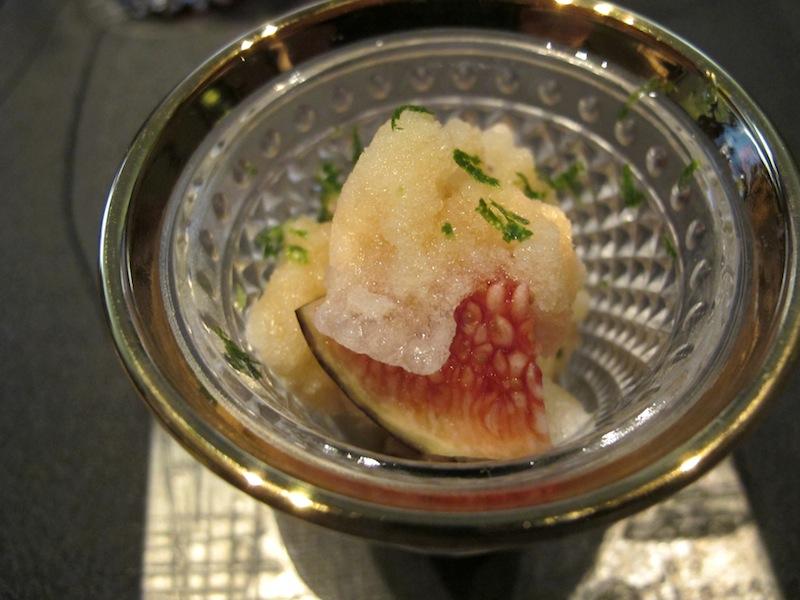 sabe, Ryugin, Chef seiji Yamamoto, Tokyo