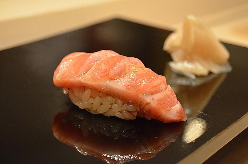 o-toro, Sushi Yoshitake, Matsuhiro Yoshitake, Tokyo, Japan