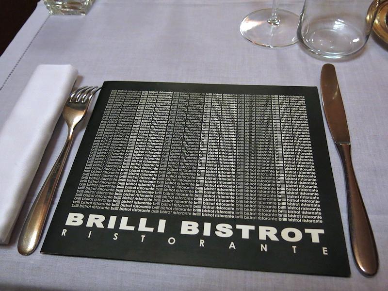 Mise en place, Brilli Bistrot, Chef Ota e Migliosi, Assisi, Perugia