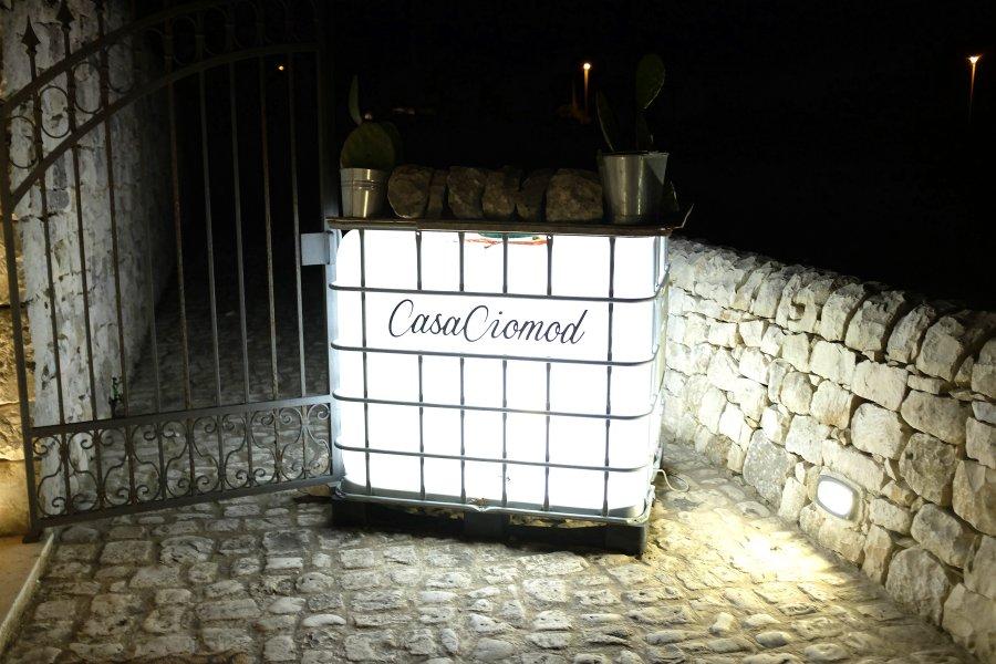 Casa CioMod, Modica