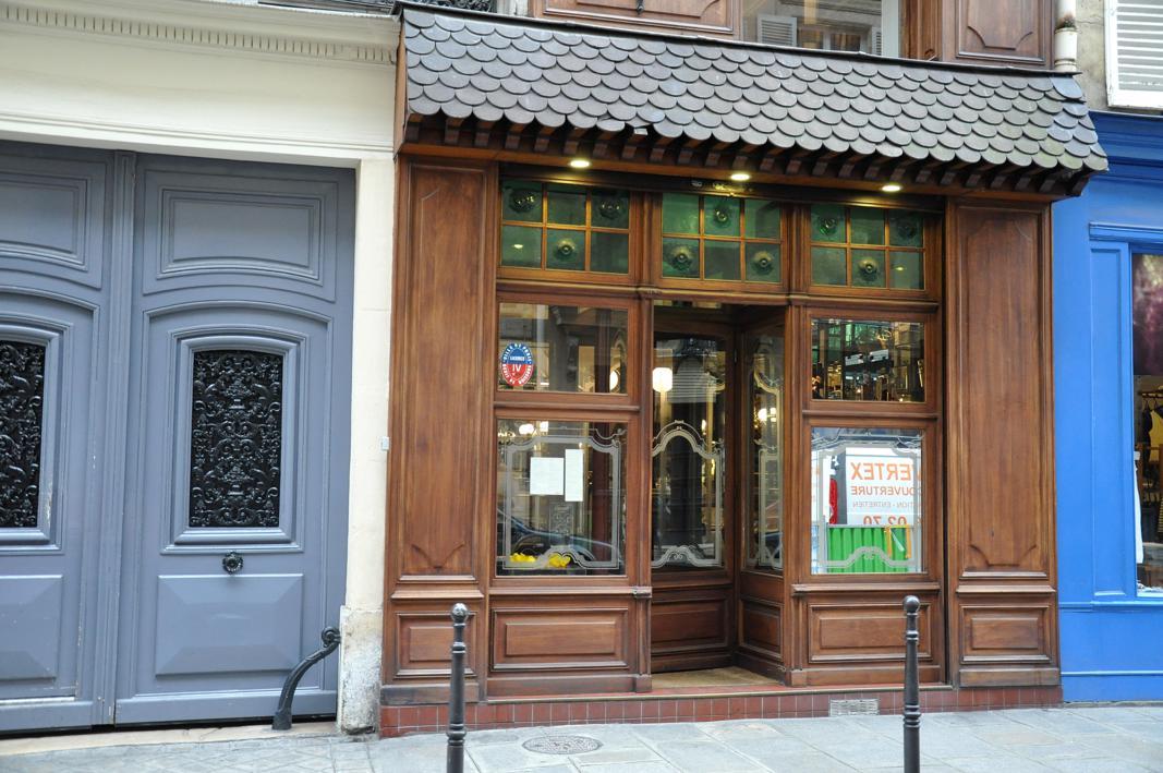 Kunitoraya 2, chef Nomoto Masafumi, Parigi