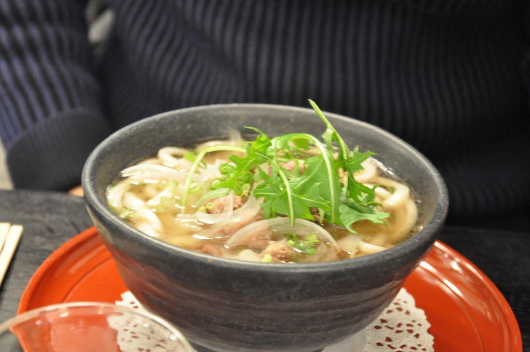 udon caldi, Kunitoraya 2, chef Nomoto Masafumi, Parigi
