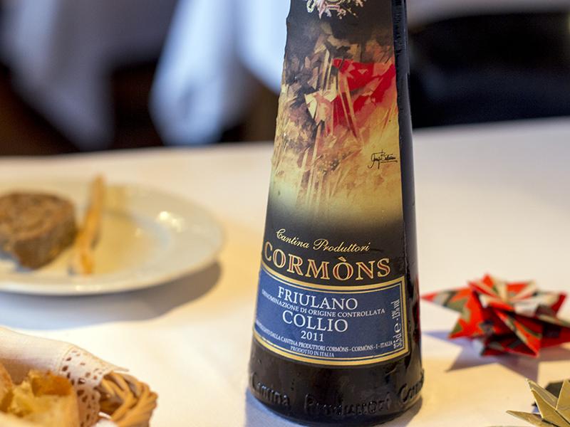 friulano, vino, Lanterna Verde, Chef Tonola, Villa di Chiavenna